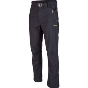 Head CEDRAL černá L - Pánské softshellové kalhoty