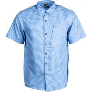 Head CRAIG modrá M - Pánská košile
