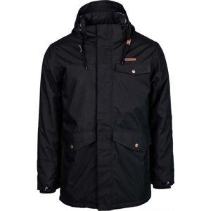 Head MARK černá XL - Pánská zimní bunda