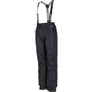 Head PHIL černá 152-158 - Dětské lyžařské kalhoty