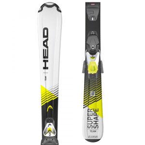 Head SUPERSHAPE TEAM SLR PRO+SLR 7.5 GW AC  127 - Juniorské sjezdové lyže