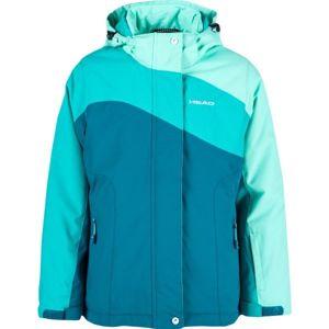 Head TESSA modrá 128-134 - Dětská zimní bunda