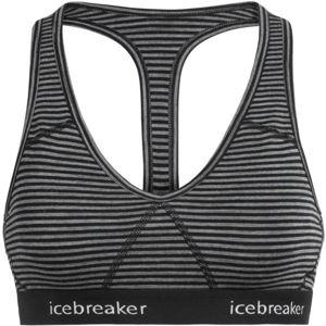 Icebreaker SPRITE RACERBACK BRA  L - Sportovní podprsenka