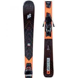K2 ANTHEM 78 + ER3 10 COMPACT Q  146 - Dámské allmountain lyže s vázáním