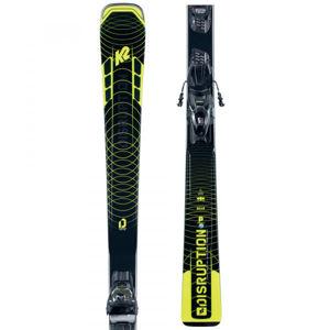 K2 DISRUPTION SC + M3 11 COMPACT Q  168 - Pánské allmountain lyže s vázáním
