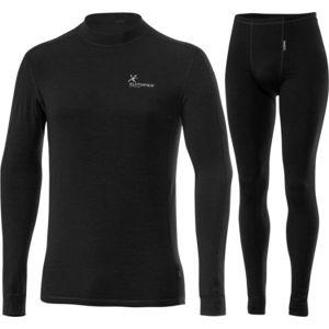 Klimatex CALUM černá XL - Set pánského funkčního prádla