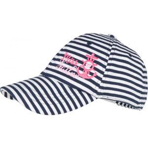 Lewro TRENA STRIPES  8-11 - Dívčí čepice s kšiltem