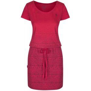 Loap ALRINE růžová L - Dámské sportovní šaty