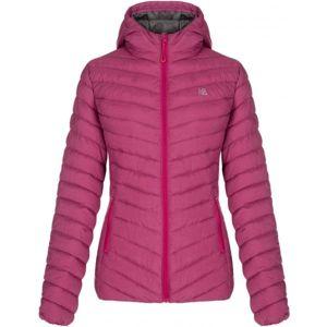Loap IRINNA růžová XS - Dámská zimní bunda