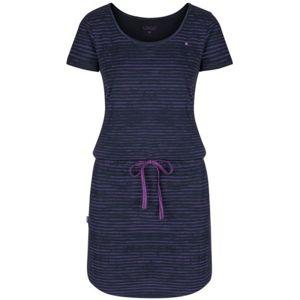 Loap BARBERA W fialová S - Dámské letní šaty