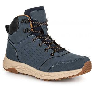 Loap DUNBAR modrá 41 - Pánská zimní obuv