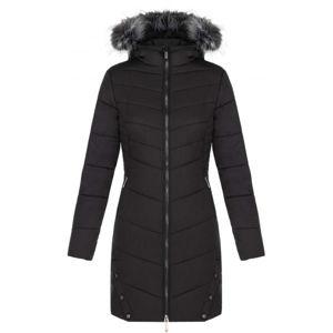 Loap TALKA černá 2XL - Dámský zimní kabát