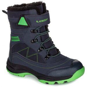 Loap CUSHINE černá 32 - Dětská obuv