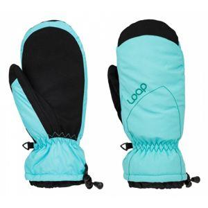 Loap RAKELX modrá L - Dámské rukavice