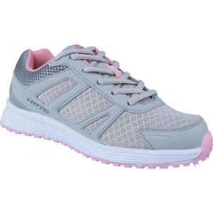 Lotto NIALL růžová 38 - Dámská volnočasová obuv