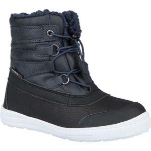 Lotto ORION tmavě modrá 30 - Dětská zimní obuv