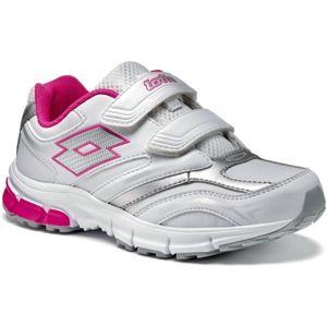 Lotto ZENITH V LTH CL S bílá 34 - Dětská sportovní obuv