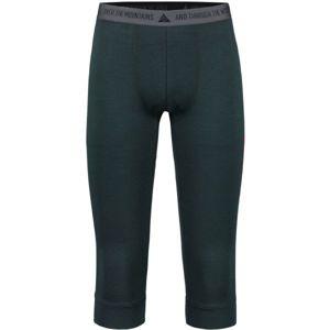Maloja BADILM.PANTS tmavě zelená XL - Pánské spodní kalhoty