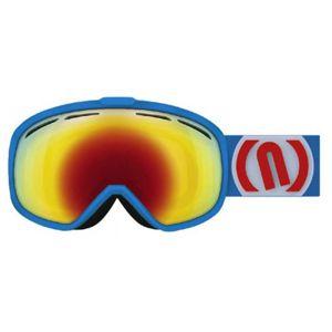 Neon ROCK modrá NS - Lyžařské brýle