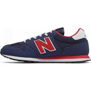 New Balance GM500TRT modrá 8 - Pánská volnočasová obuv