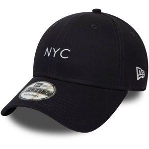 New Era 9FORTY NYC SEASONAL černá UNI - Pánská kšiltovka