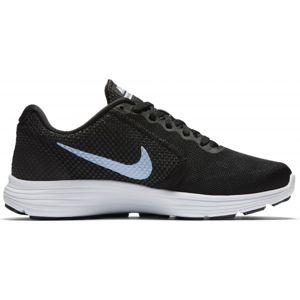 Nike REVOLUTION 3 černá 7 - Dámská běžecká obuv