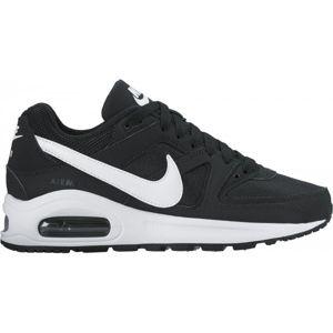Nike AIR MAX COMMAND FLEX GS černá 5.5Y - Chlapecká volnočasová obuv