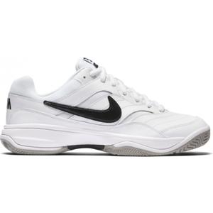 Nike COURT LITE bílá 8 - Pánské tenisové boty