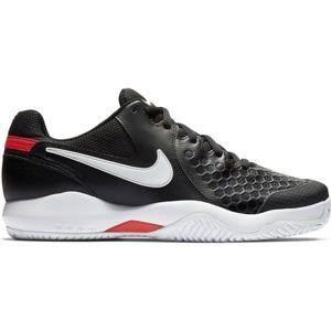 Nike AIR ZOOM RESISTANCE černá 8.5 - Pánská tenisová obuv