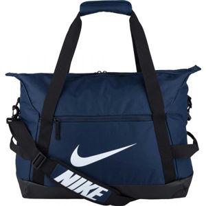 Nike ACADEMY TEAM L DUFF modrá  - Sportovní taška