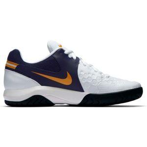 Nike AIR ZOOM RESISTANCE bílá 9 - Pánská tenisová obuv