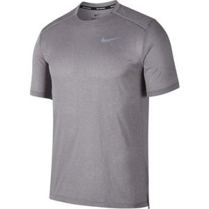 Nike DRY COOL MILER TOP SS šedá XXL - Pánské běžecké triko