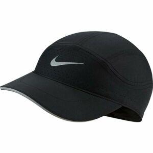 Nike AROBILL TLWD CAP ELITE černá misc - Běžecká kšiltovka