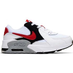Nike AIR MAX EXCEE bílá 1Y - Dětská volnočasová obuv