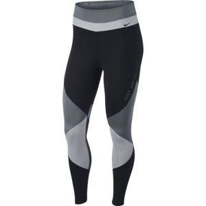 Nike ONE TGHT 7/8 CLRBK W černá S - Dámské legíny