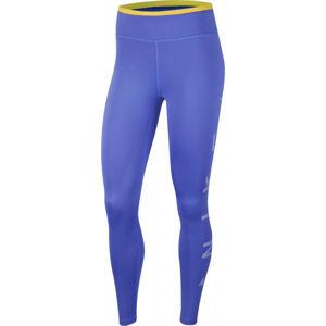 Nike ONE TGT 7/8 ICNCLSH GX W modrá XS - Dámské legíny