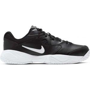 Nike COURT LITE 2 černá 8 - Pánská tenisová obuv