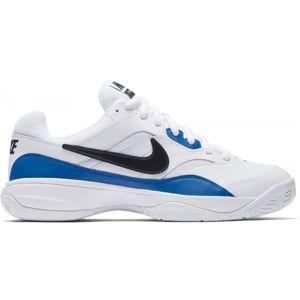 Nike COURT LITE bílá 10.5 - Pánská tenisová obuv