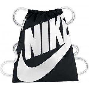 Nike HERITAGE GYMSACK černá  - Gymsack