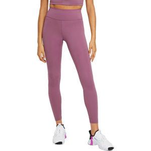 Nike ONE DF MR TGT W  S - Dámské sportovní legíny