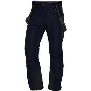 Northfinder QWERYN tmavě modrá M - Pánské lyžařské kalhoty