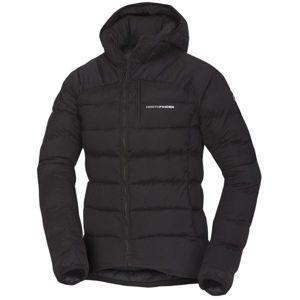 Northfinder BREMEW černá L - Pánská bunda