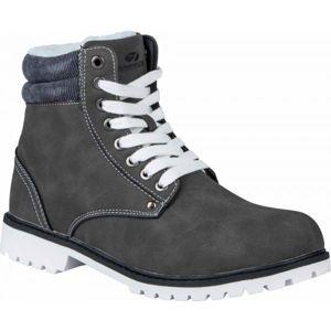 Numero Uno FARM GREY L tmavě šedá 39 - Dámská zimní obuv