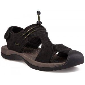 Numero Uno MORTON M černá 44 - Pánský trekový sandál