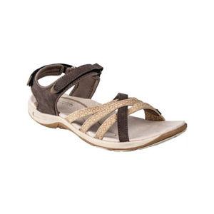 Numero Uno VICKY L zelená 41 - Dámské trekové sandály