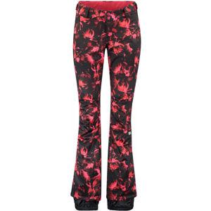 O'Neill PW SPELL SKINNY PANTS AOP  XL - Dámské lyžařské/snowboardové kalhoty
