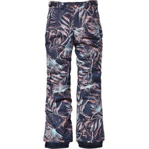 O'Neill PG CHARM SLIM PANTS tmavě modrá 128 - Dívčí snowboardové/lyžařské kalhoty