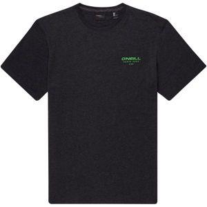 O'Neill LM O'NEILL BOARDS T-SHIRT černá M - Pánské triko