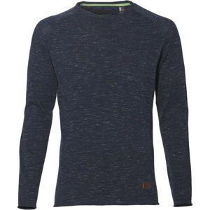 O'Neill LM JACK'S BASE PULLOVER modrá S - Pánské triko s dlouhým rukávem