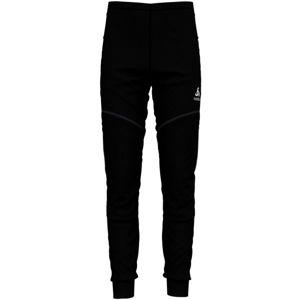 Odlo SUW KIDS BOTTOM ACTIVE X-WARM černá 164 - Dětské kalhoty